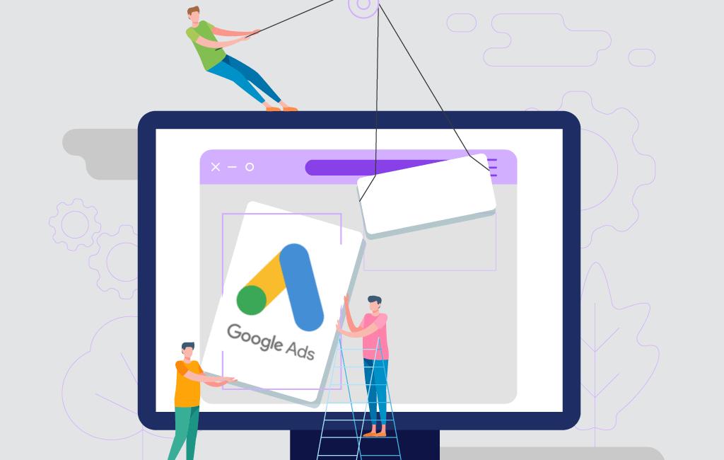 Commercer sur Google ads