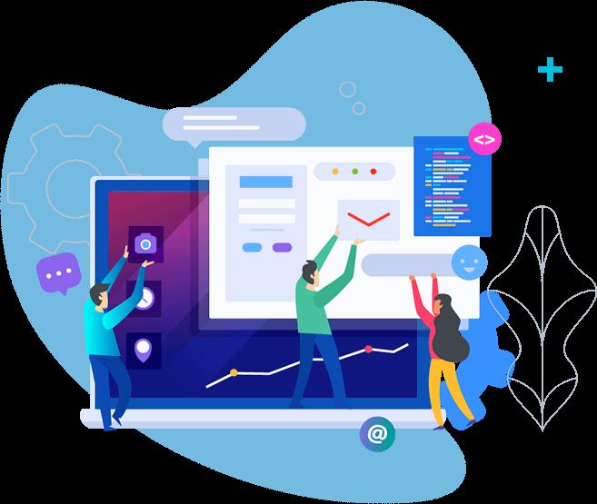 process de création de site internet